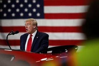 Trump urges quicker US reopening from virus lockdown