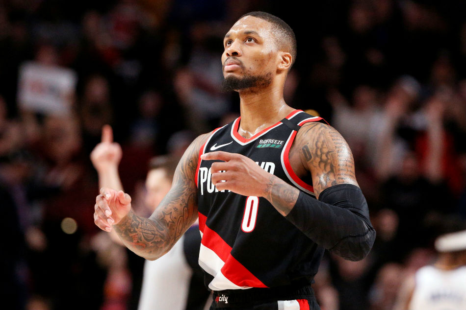 Damian Lillard Won't Play Unless Blazers Have Shot At Playoffs