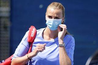 Tennis: Kvitova 'pretty gutted' by Wimbledon cancellation