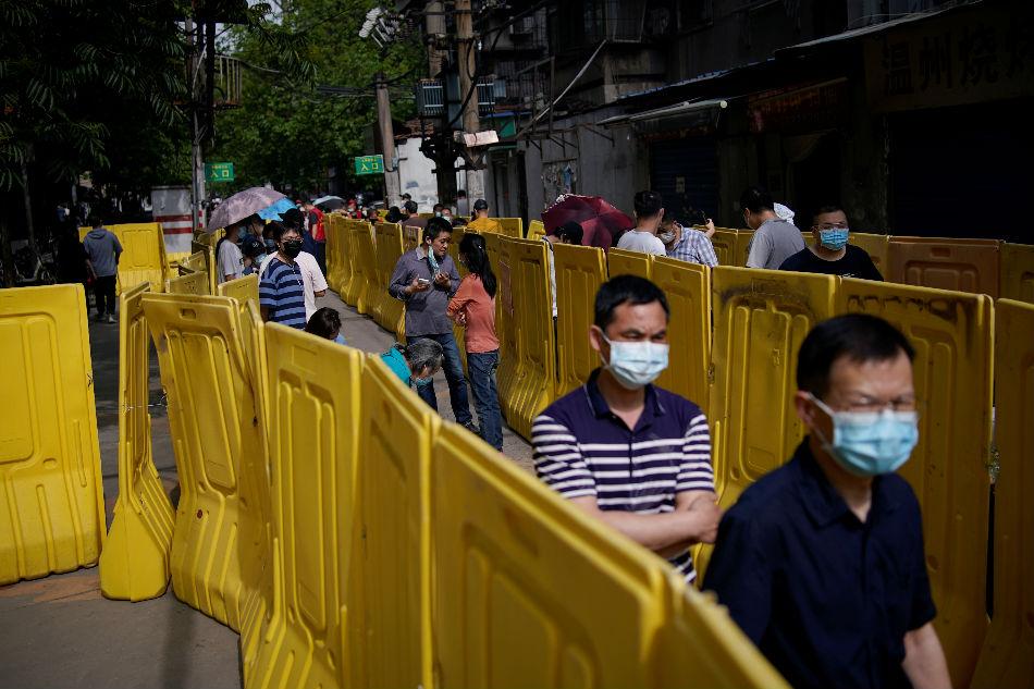 Here's how Wuhan tested 6.5 million for coronavirus in days 1