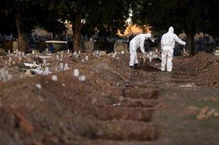 Latin America virus cases top 1 million as UK, Russia ease lockdowns