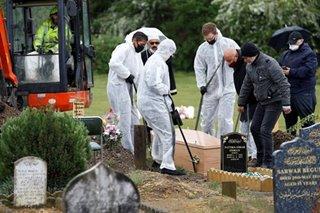 UK coronavirus death toll surpasses 50,000, according to Reuters tally