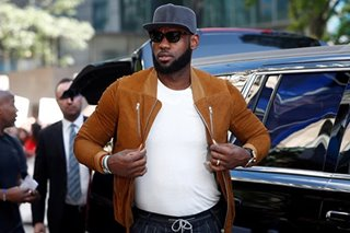 LeBron James looks to promote African-American voting rights