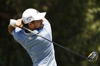 Golf: Schauffele leads by one atop loaded Colonial leaderboard
