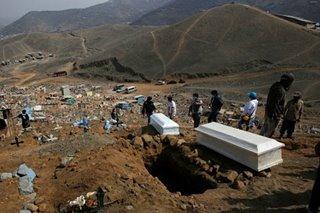 Peru's coronavirus deaths surge past 7,000