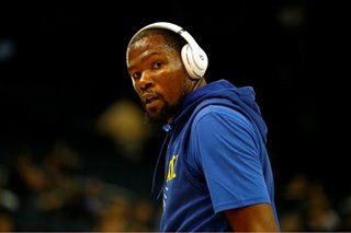 NBA star Durant buys stake in MLS side Philadelphia Union