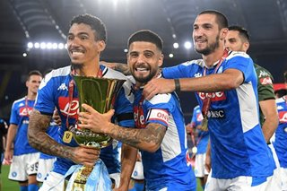 Football: Napoli upset Juve to give Gattuso first trophy as coach