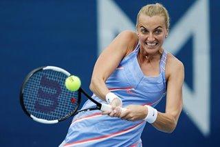 Tennis: Kvitova hopes for 'easy' U.S. Open decision, Barty also waits