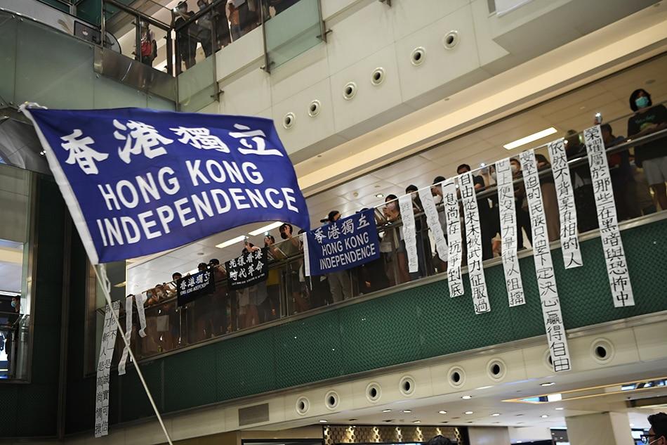 EU should take China to UN court over Hong Kong, lawmakers say 1