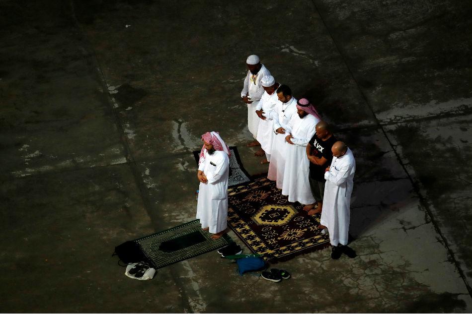 Saudi Arabia to hold 'very limited' hajj over pandemic 1
