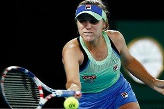 Tennis: Aussie Open champ Kenin looks sharp in Charleston event opener