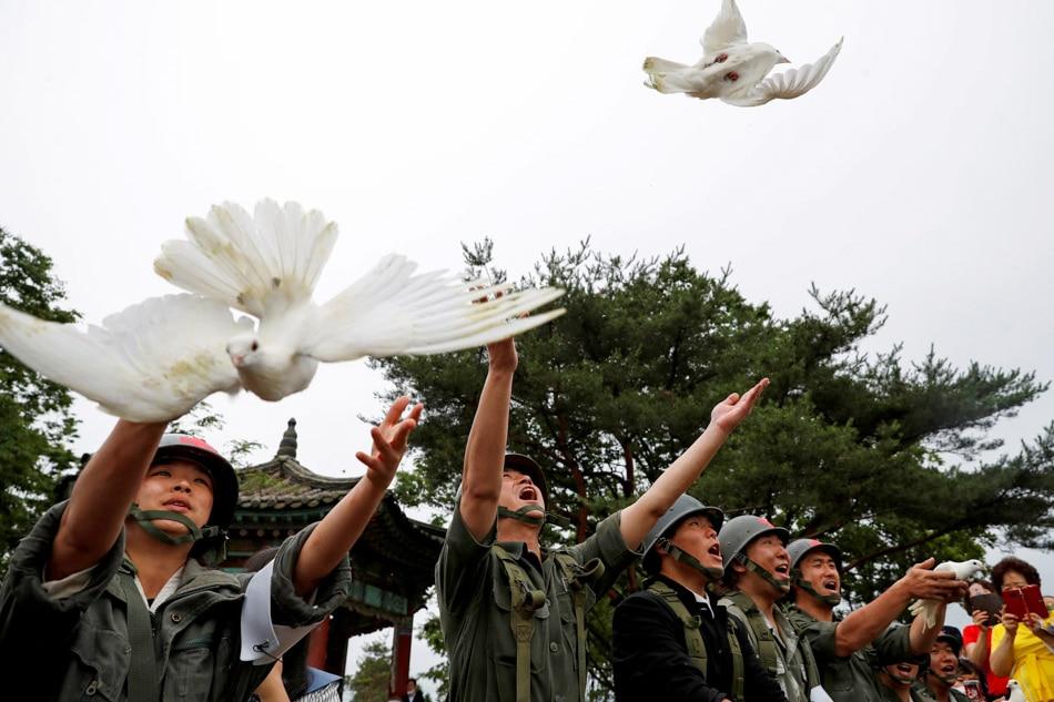 Commemorating the Korean War