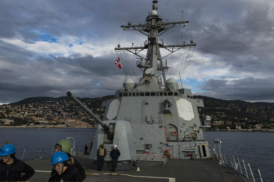 Venezuela calls US warship presence 'a provocation' 1