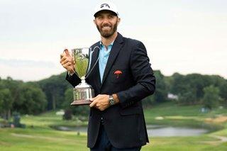 Golf: Johnson claims Travelers to keep Tour streak alive