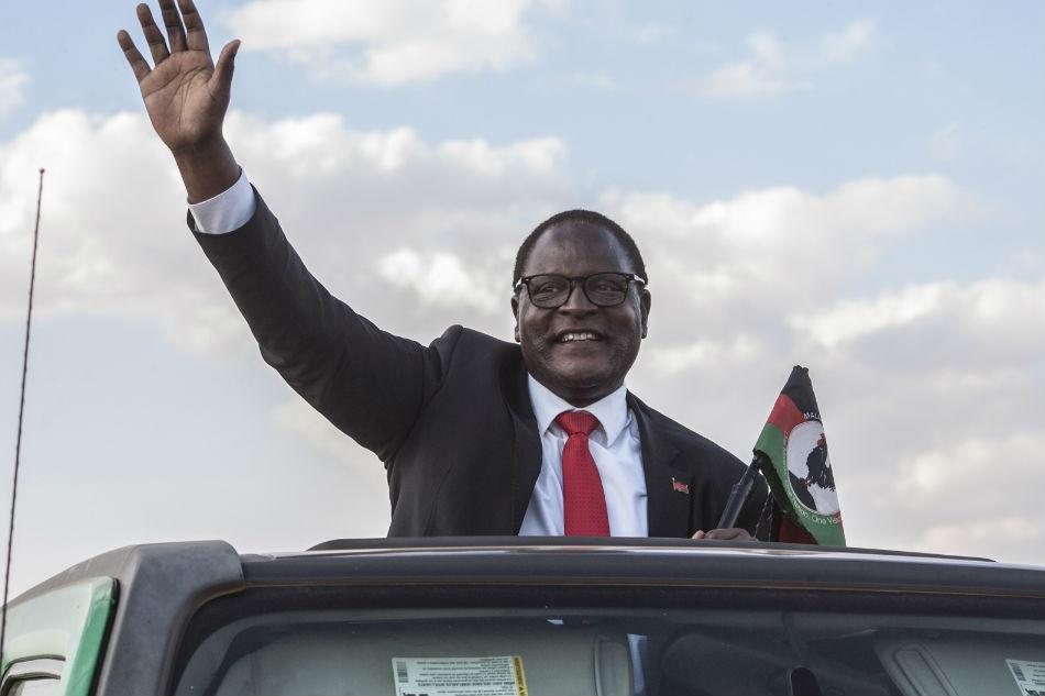 Malawi's new president, a former evangelical preacher 1