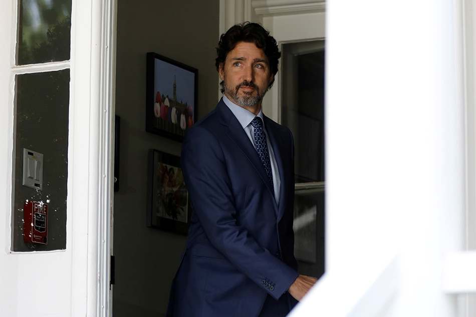 Intruder at Canada PM Trudeau residence faces 22 charges