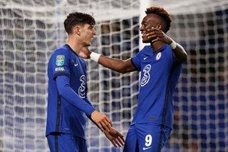 Football: Havertz hat-trick helps Chelsea hit six against Barnsley