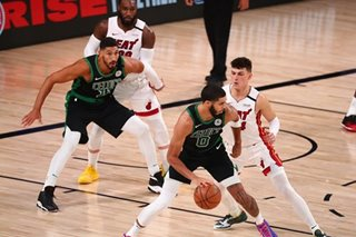 NBA: Heat take another shot at eliminating Celtics in Game 6