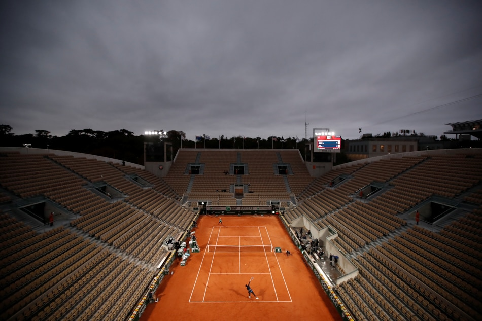 A not so open French Open