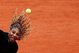Tennis: Serena Williams withdraws from French Open