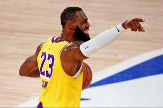 LeBron nagbigay-pugay kay coach Spo bago ang pagtutuos sa NBA Finals