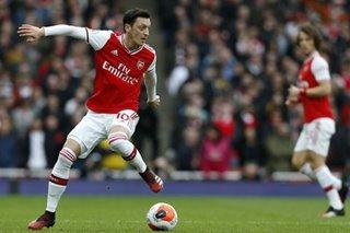 Football: Mesut Ozil offers to pay salary of Arsenal mascot