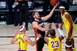 NBA: Dragic 'doubtful' for Miami must-win Finals game