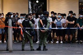 Hong Kong faithful pray for future under security crackdown