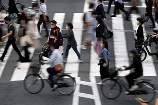 Japan's cumulative total of coronavirus infections tops 90,000