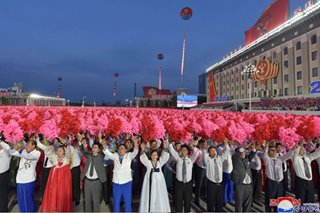 N.Korea hosts 'Mass Games' for 75th anniversary of ruling party