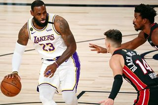 WATCH: LeBron's triple-double powers Lakers to Game 6 win