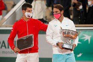 Tennis: Djokovic still ahead of Nadal in ATP rankings