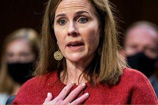 Trump remakes US Supreme Court as Senate confirms Amy Coney Barrett