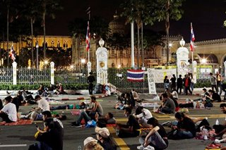 More than 20 protesters arrested in Thailand