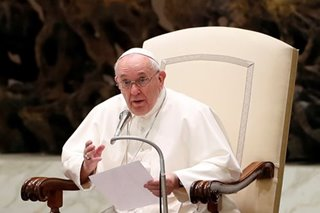Pope expresses support for detained fishermen in Libya