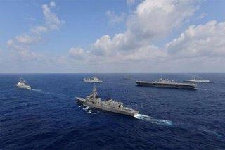 Australia will join naval drills involving India, US, Japan