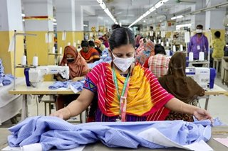Pandemic seen rolling back conditions in Asia garment factories
