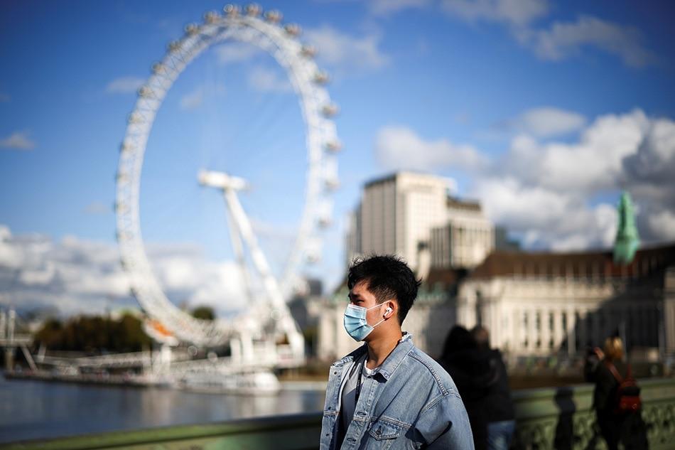 Over 700 Filipinos caught coronavirus in UK, Ireland: envoy