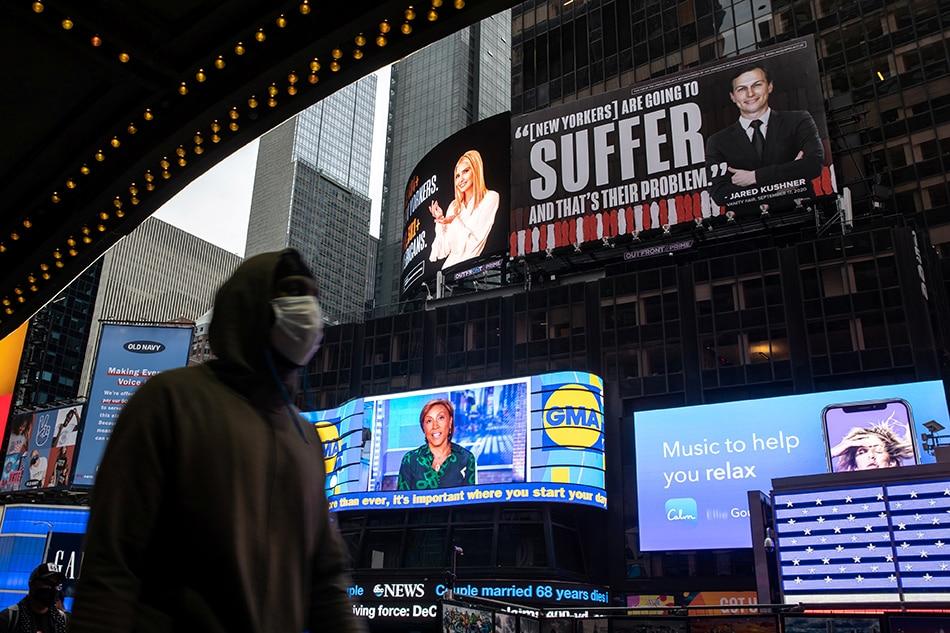 Jared Kushner, Ivanka Trump threaten lawsuit over Times Square billboards 1