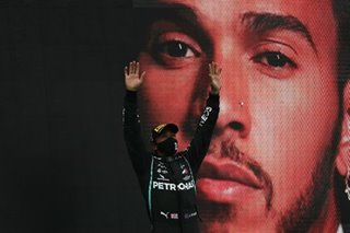 F1: Hamilton in dreamland after record-breaking triumph