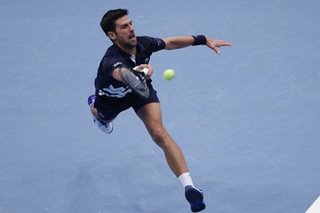 Tennis: Djokovic wins Vienna opener to close on Sampras record