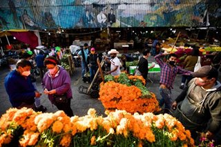 Mexico readies for Day of the Dead