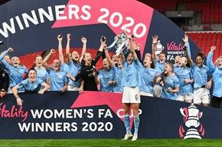 Football: City overcome spirited Everton, retain Women's FA Cup