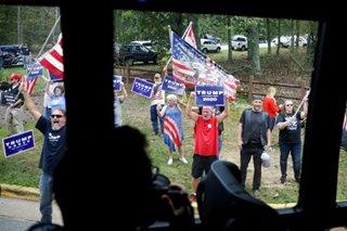 FBI probing Trump caravan confrontation with Biden campaign bus in Texas