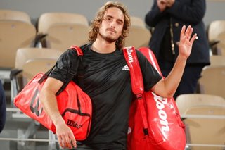 Tennis: Virus concerns causing mental fatigue, says Tsitsipas
