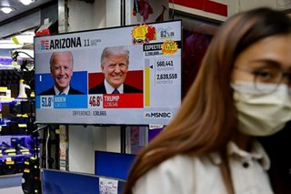 Biden, Trump locked in tight race as uncounted votes remain