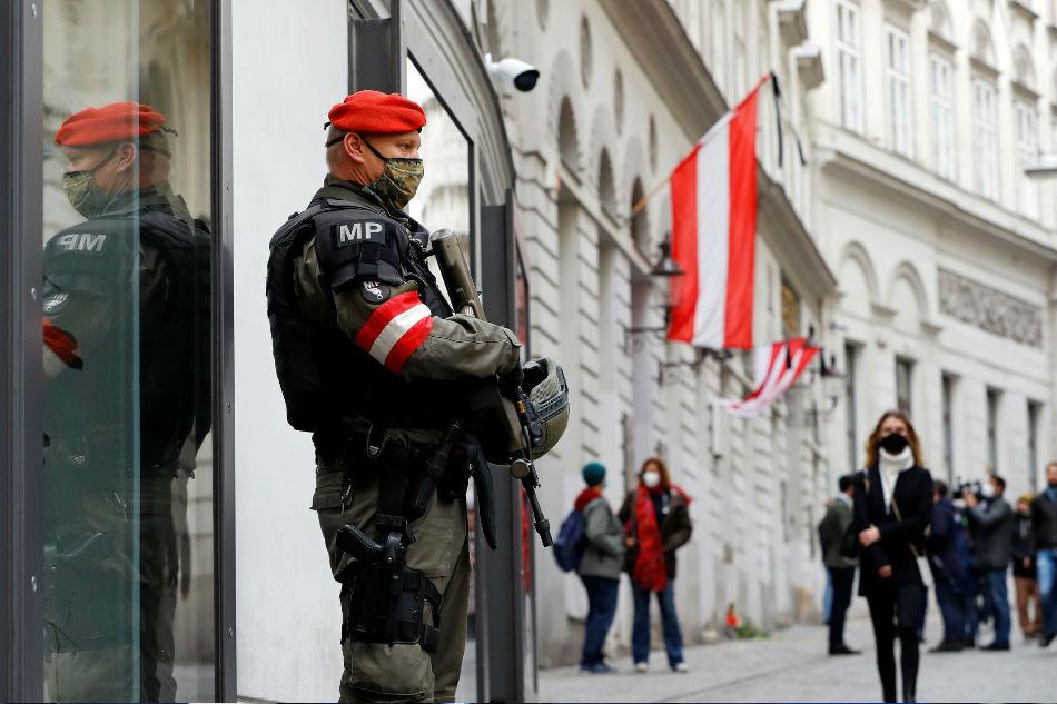 Austria admits security failings over Vienna gunman 1