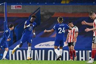 Football: Solskjaer fumes over 'joke' kick-off time as rampant Chelsea go third