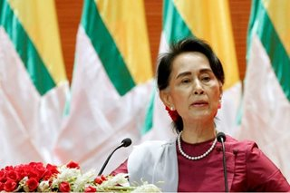 Suu Kyi forecast to triumph in virus-hit Myanmar election