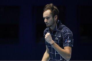 Tennis: Medvedev destroys Djokovic at ATP Finals as Zverev bounces back